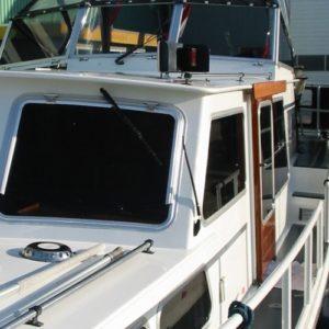 Condor-jacht-huren