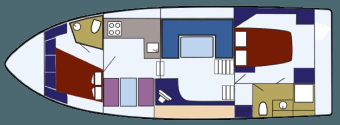 Vera Elite-jacht