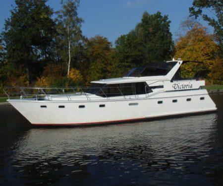 Victoria jacht 8
