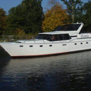 Victoria jacht