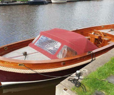 VOC SlOEP 830 met 128 pk turbo diesel