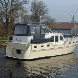 Liona Elite-jacht-huren