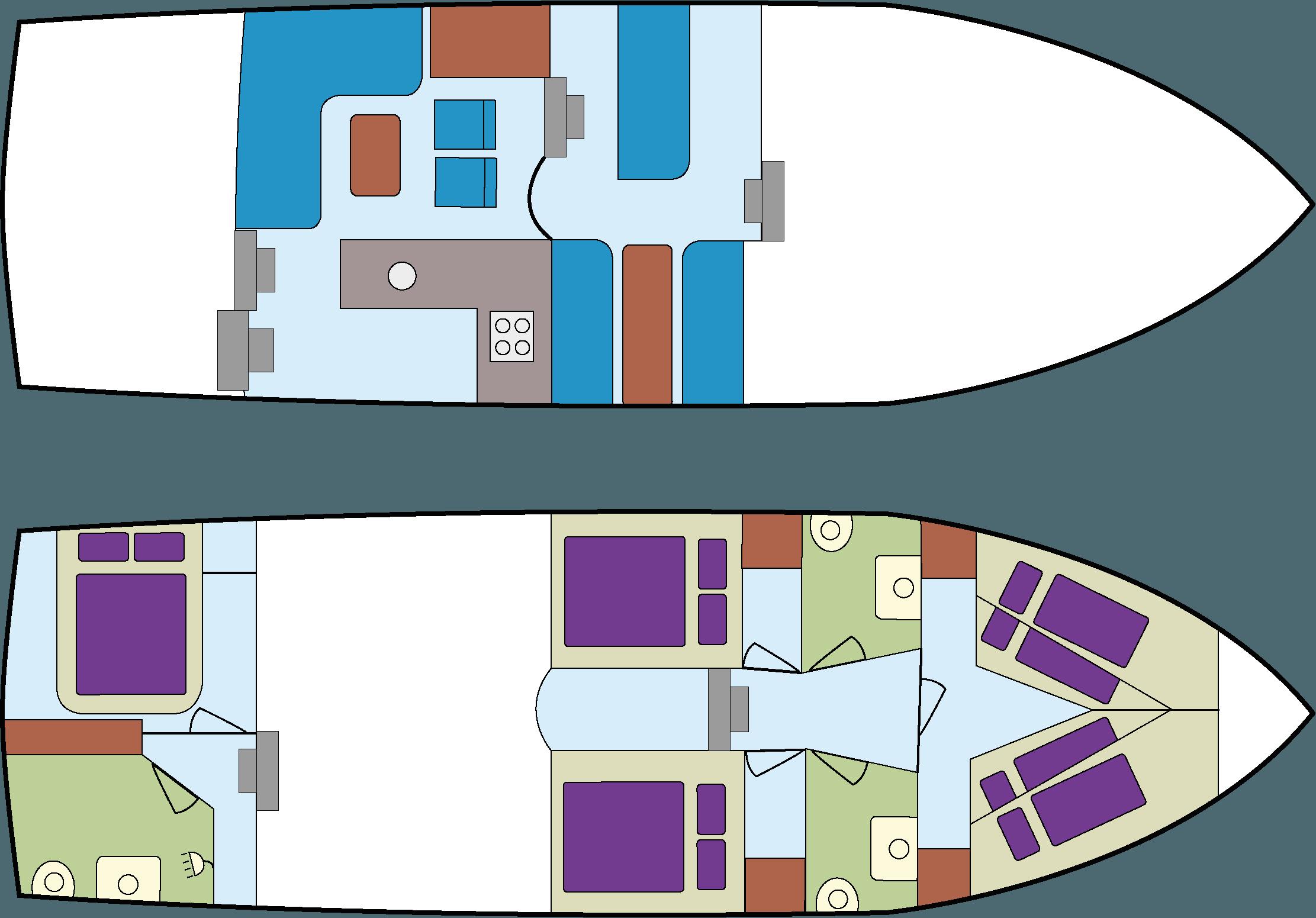 Poseidon-jacht-huren