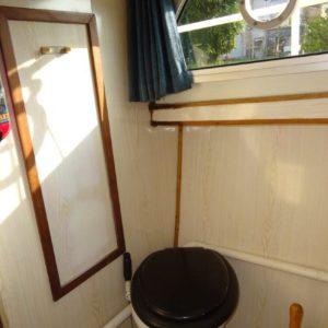Toilet Biezekruiser 1050 AK